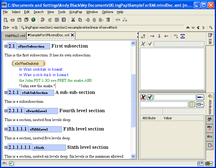XLingPaper User Documentation